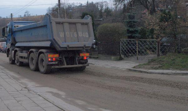 Przeglądasz fotografie z witryny kolonia.gda.pl Znowu zabłocona droga