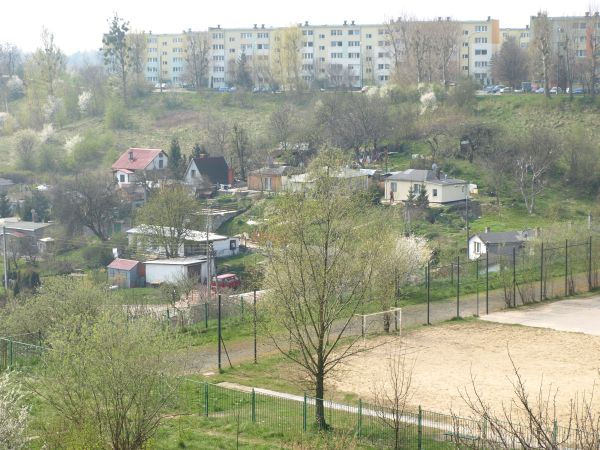 Przeglądasz fotografie z witryny kolonia.gda.pl Tak było przed budową...